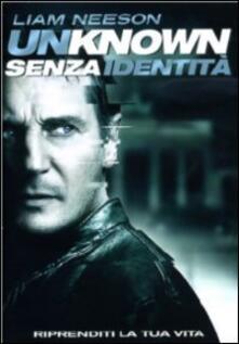 Unknown. Senza identità di Jaume Collet-Serra - DVD