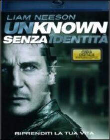 Unknown. Senza identità di Jaume Collet-Serra - Blu-ray