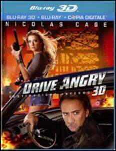 Drive Angry 3D (Blu-ray + Blu-ray 3D) di Patrick Lussier