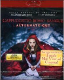Cappuccetto Rosso sangue di Catherine Hardwicke - Blu-ray