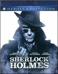 Cover Dvd Sherlock Holmes (Blu-ray)