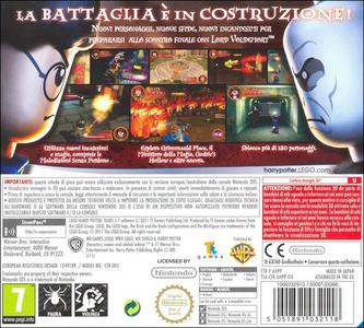 Videogioco LEGO Harry Potter Anni 5-7 Nintendo 3DS 1