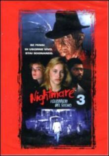 Nightmare III. I guerrieri del sogno di Chuck Russell - DVD