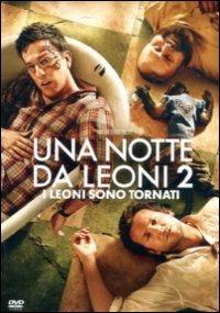 Cover Dvd notte da leoni 2 (DVD)