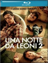 Cover Dvd notte da leoni 2 (Blu-ray)