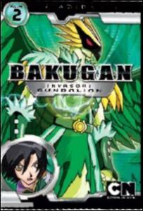 Bakugan. Invasori Gundalian. Stagione 1. Vol. 2 di Mitsuo Hashimoto - DVD