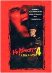 Cover Dvd Nightmare IV. Il non risveglio (DVD)