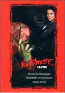 Nightmare VI. La fine di Rachel Talalay - DVD