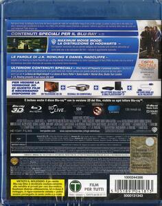 Harry Potter e i doni della morte. Parte 2. 3D (Blu-ray + Blu-ray 3D) di David Yates - 2