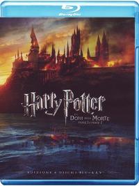 Cover Dvd Harry Potter e i doni della morte (Blu-ray)