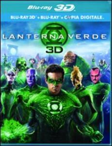 Lanterna Verde 3D (Blu-ray + Blu-ray 3D) di Martin Campbell