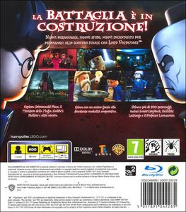 Videogioco LEGO Harry Potter Anni 5-7 PlayStation3 7