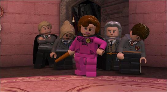 LEGO Harry Potter Anni 5-7 - 7