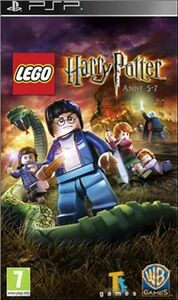 Videogioco LEGO Harry Potter Anni 5-7 Sony PSP 0