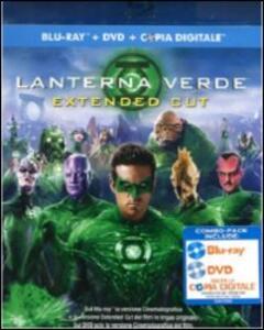 Lanterna Verde (DVD + Blu-ray) di Martin Campbell