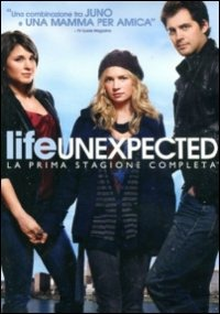 Cover Dvd Life Unexpected. Stagione 1 (DVD)