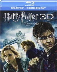 Cover Dvd Harry Potter e i doni della morte. Parte 1. 3D (Blu-ray)