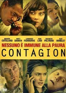 Contagion di Steven Soderbergh - DVD