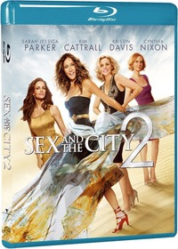 Cover Dvd Sex and The City 2 (Blu-Ray)