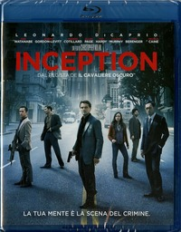 Cover Dvd Inception (Blu-ray)