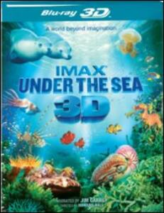 IMAX. Under the Sea 3D<span>.</span> versione 3D di Howard Hall - Blu-ray 3D