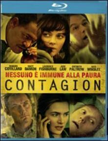 Contagion di Steven Soderbergh - Blu-ray