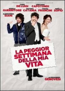 La peggior settimana della mia vita di Alessandro Genovesi - DVD