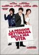Cover Dvd La peggior settimana della mia vita