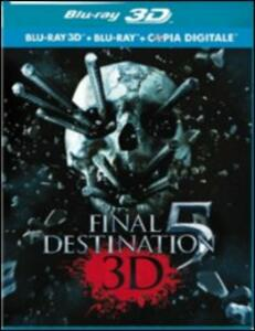Film Final Destination 5 3D (Blu-ray + Blu-ray 3D) Steven Quale