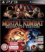 Videogiochi PlayStation3 Mortal Kombat Komplete Edition