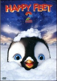 Cover Dvd Happy Feet 2 (DVD)