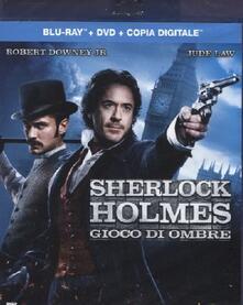 Sherlock Holmes. Gioco di ombre (DVD + Blu-ray) di Guy Ritchie