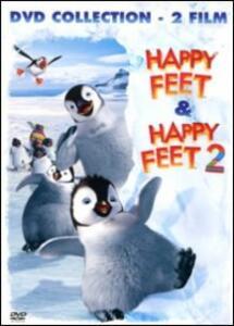 Happy Feet - Happy Feet 2 (2 DVD) di George Miller