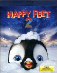 Cover Dvd Happy Feet 2 (Blu-ray)