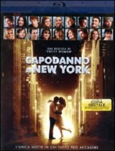 Capodanno a New York di Garry Marshall - Blu-ray