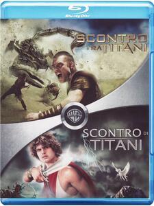 Scontro tra Titani. Scontro di Titani (2 Blu-ray) di Desmond Davis,Louis Leterrier