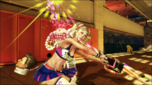 Videogioco Lollipop Chainsaw Xbox 360 2