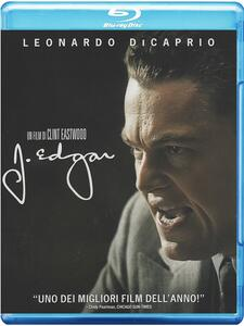 J. Edgar di Clint Eastwood - Blu-ray