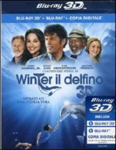 L' incredibile storia di Winter il delfino 3D (Blu-ray + Blu-ray 3D) di Charles Martin Smith