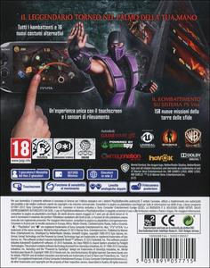 Videogioco Mortal Kombat PS Vita 1