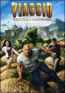 Viaggio nell'isola misteriosa di Brad Peyton - DVD