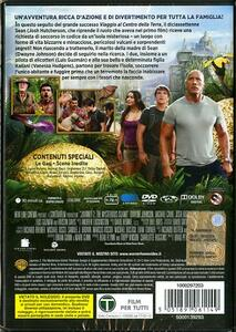 Viaggio nell'isola misteriosa di Brad Peyton - DVD - 2