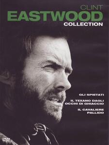 Clint Eastwood Collection. Gli spietati. Il cavaliere... (3 DVD) di Clint Eastwood