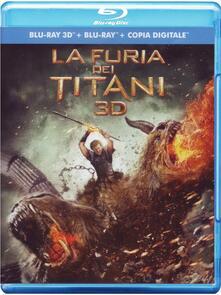 La furia dei Titani (Blu-ray + Blu-ray 3D) di Jonathan Liebesman