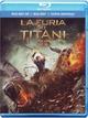 Cover Dvd DVD La furia dei titani
