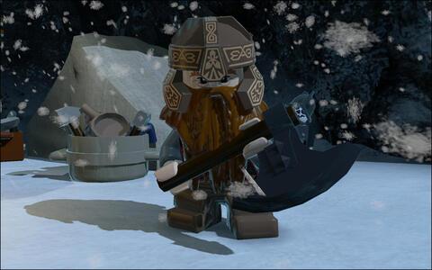 LEGO Il Signore degli Anelli - 3