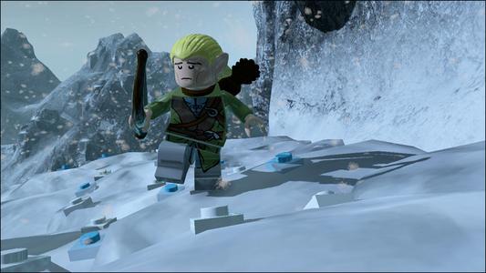 Videogioco LEGO Il Signore degli Anelli Personal Computer 5