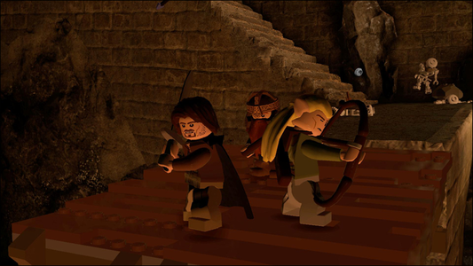 Videogioco LEGO Il Signore degli Anelli Personal Computer 6