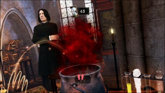 Videogioco Harry Potter Kinect Xbox 360 10