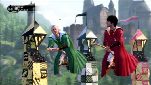 Videogioco Harry Potter Kinect Xbox 360 3